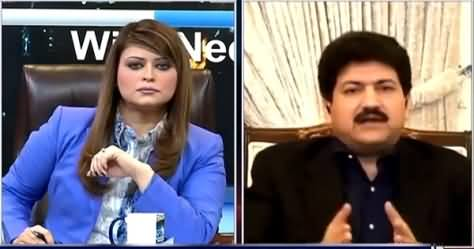 News Night with Neelum Nawab (Hamid Mir Exclusive Interview) – 8th May 2015
