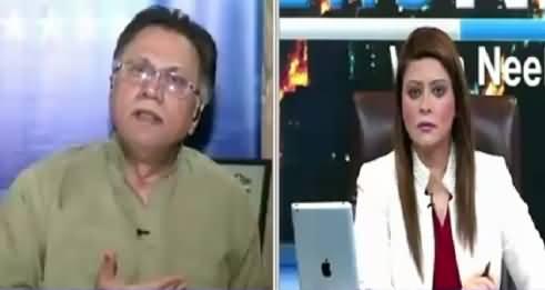 News Night With Neelum Nawab (Hassan Nisar Exclusive) REPEAT – 8th May 2016
