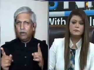 News Night With Neelum Nawab (India Is Going Out of Control) – 28th August 2015
