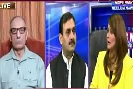 News Night With Neelum Nawab (Kulbhushan Yadav) - 15th May 2017