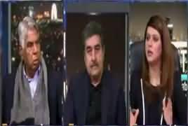 News Night with Neelum Nawab (Military Courts) – 24th February 2017