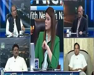 News Night With Neelum Nawab (MQM Agreed to Return Back) – 25th August 2015