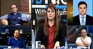 News Night with Neelum Nawab (MQM And JI's Votes Decreased) – 24th April 2015