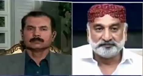 News Night with Neelum Nawab (MQM in Trouble) – 5th March 2016