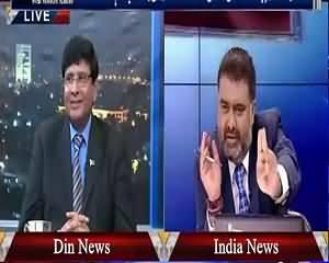 News Night With Neelum Nawab (Pak-Bharat Takra) – 3rd September 2015