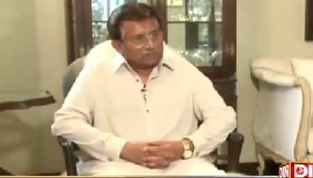 News Night with Neelum Nawab (Pervez Musharraf Exclusive Interview) – 14th June 2015