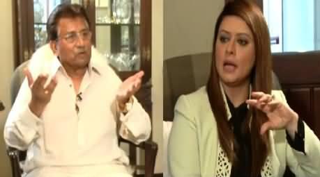 News Night with Neelum Nawab (Pervez Musharraf Exclusive Interview) – 30th May 2015