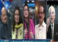 News Night With Neelum Nawab (Raheel Sharif's Message to Enemies) – 7th September 2015