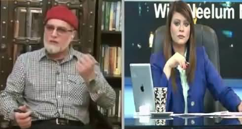 News Night with Neelum Nawab (Zaid Hamid Exclusive) REPEAT – 28th May 2016