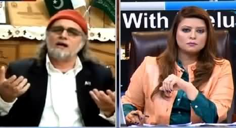 News Night with Neelum Nawab (Zaid Hamid Special Interview) – 27th March 2015