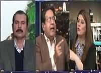 News Night with Neelum Nawab (Zardari Back) – 23rd December 2016