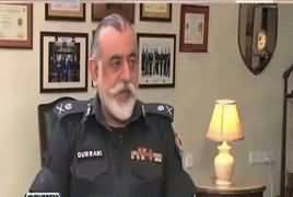 News Plus (IG KPK Nasir Durrani Exclusive Interview) – 15th March 2017