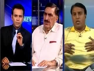 News Plus (Karachi Mein Khoon Ki Holi) – 13th May 2015
