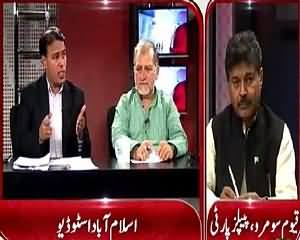 News Point (Issue of MQM's Resignations) – 12th August 2015