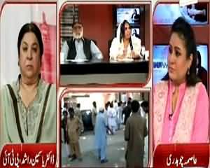 News Point (KPK Local Bodies Elections) – 1st June 2015