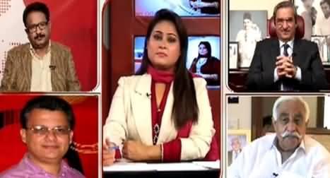 News Point (Kya Waqai Sindh Govt Na Ahel Aur Nikhattu Hai?) – 26th February 2015