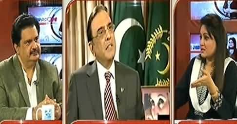 News Point (Nabil Gabol Exclusive Interview) – 18th March 2015