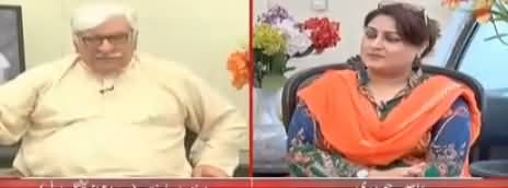 News Point with Asma Chaudhry (Asfandyar Wali Interview) - 2nd July 2018