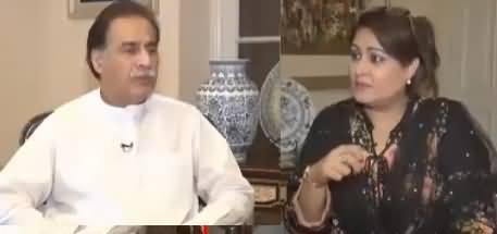 News Point with Asma Chaudhry (Lahore Ka Halqa) - 16th July 2018