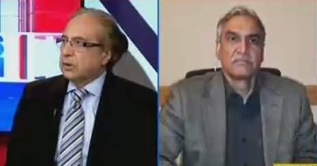 News Room (Chaudhry Nisar Ki Dhamki) – 12th February 2018