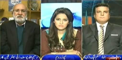 News Room (Dehshat Gardi Ke Khilaf Faisla Kun Jang) - 22nd December 2014