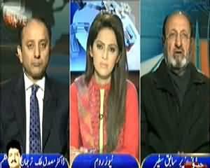 News Room (Dehshat Gardi Ke Khilaf Jang) – 23rd December 2014