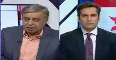 News Room (Dr. Tahir ul Qadri ki Wapsi) – 11th June 2017