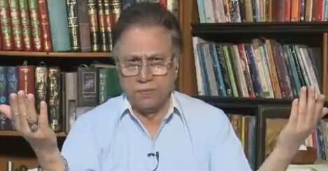 News Room (Hassan Nisar Exclusive Interview) – 19th April 2018