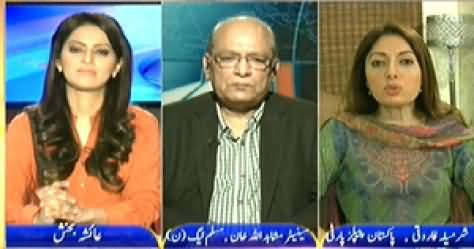 News Room (How PTI Will Shut Down the Cities of Pakistan) - 1st December 2014