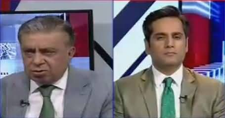 News Room (Hussain Nawaz Ke JIT Per Aitrazat Mustard) – 3rd June 2017