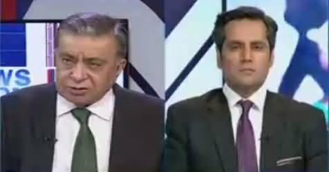 News Room (Imran Khan Ko 10 Arab Ki Paish Kash Kis Ne Ki) – 26th April 2017