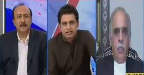 News Room (Jamhoriyat Per Chand Khandano Ka Qabza) – 12th April 2018