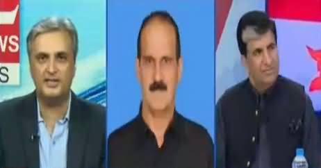 News Room (Kia Mulk Mein Tabdeeli Aaye Gi) – 20th August 2018