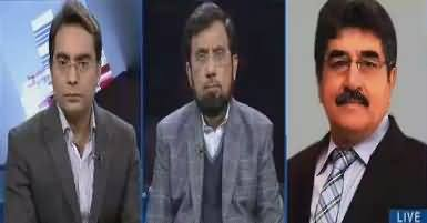 News Room (Lahore Mein Opposition Parties Ka Jalsa) – 17th January 2018