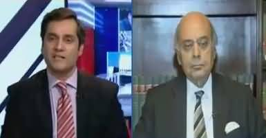 News Room (Nawaz Sharif In Trouble) – 7th November 2017