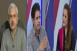 News Room (Nawaz Sharif London Se Kab Wapis Aayein Ge) – 20th April 2018