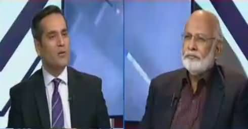 News Room (Nawaz Sharif Sarkon Per) – 7th August 2017