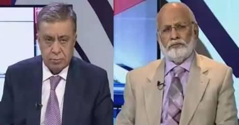 News Room (Sharif Family Imran Khan Ke Khilaf Maidan Mein) – 27th April 2017