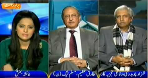 News Room (US Foreign Minister Visit to Pakistan) - 13th January 2015