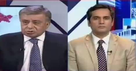 News Room (Uzair Baloch Pak Fauj Ki Tehweel Mein) – 12th April 2017