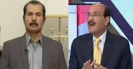 News Room (Wazir e Azam Bach Gaye) – 21st November 2017
