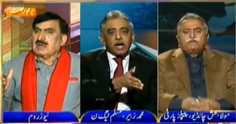 News Room (Why Our Politicians Do Not Serve Public) - 29th January 2015