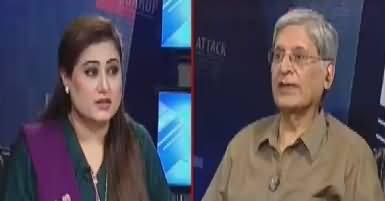 News Talk (Aitzaz Ahsan Exclusive Interview) – 20th July 2017