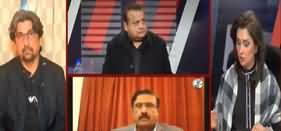 News Talk (Army Act: PMLN's Biggest U-Turn) - 4th January 2020