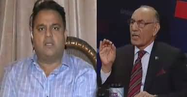 News Talk (Army Not Satisfied on Dawn Leaks Issue) – 1st May 2017