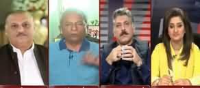 News Talk (Azadi March, Nawaz Sharif) - 8th November 2019