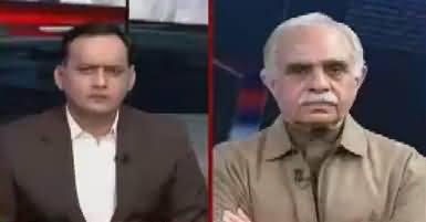 News Talk (Chaudhry Nisar Vs Maryam Nawaz) – 12th February 2018