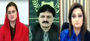News Talk (Coronavirus Cases in Sindh) - 5th April 2020