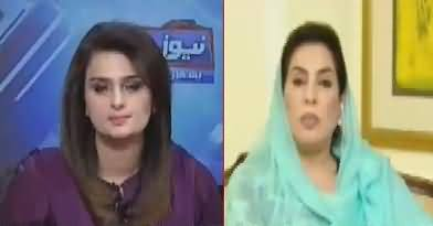 News Talk (Fehmida Mirza Ka Intikhab? PTI?) – 29th May 2018