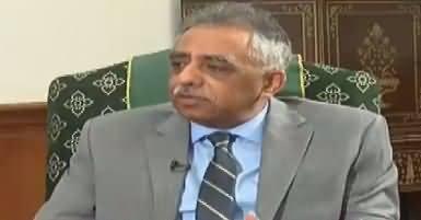 News Talk (Governor Sindh M Zubair Exclusive) – 20th March 2017